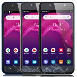 Android 8.1 Unlocked Cheap Cell Phone Quad Core 2SIM 3G GSM