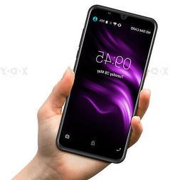 Android 8.1 Unlocked 6 Inch Mobile Smartphone Quad Core 2SIM