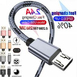 For Android Mobile Cell Phones Micro USB Fast Data Sync Char