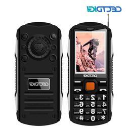 Antenna Analog TV phone 6500mAh power bank flashlight Rugged