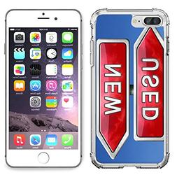 MSD Apple iPhone 6 Plus iPhone 6S Plus Clear case Soft TPU R