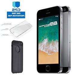 Apple iPhone SE GSM Unlocked  w/ED Bundle - $99 Value