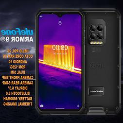Ulefone Armor 9  Thermal Rugged Phone, Android 10, 64MP Came