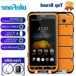 Ulefone Armor IP68 Rugged  4G 3GB+32GB Smartphone Dual SIM A