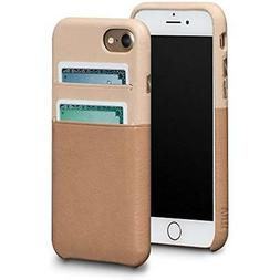 Basic Cases Sena Arri Leather Snap On Wallet Cell Phone For