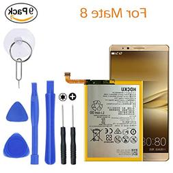 Battery Replacement for Haiwei Mate 8 Li-ion Cell Phone Repl
