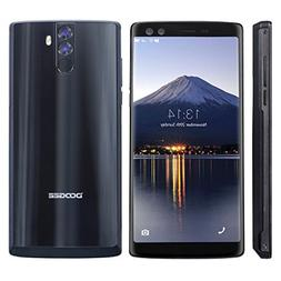 DOOGEE MIX 2 6GB+128GB 4060mAh Battery 5.99 inch Android 7.1