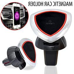 BargainPort Black Color Universal Magnetic Car Phone Holder