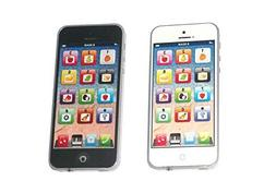 Cooplay 2pcs Black and White Yphone Y-Phone Toy Play Music C