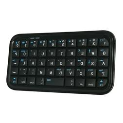 HDE Bluetooth 3.0 Keyboard Mini Travel Size Wireless Pocket