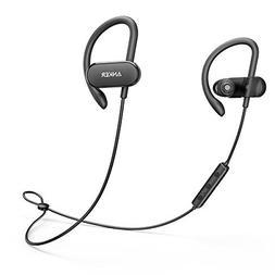 Anker SoundBuds Curve Wireless Headphones, Bluetooth 4.1 Spo