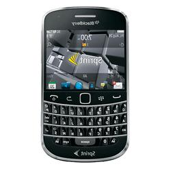 BlackBerry Bold 9930 - 8GB - Black  Smartphone