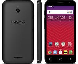NEW - BOOST MOBILE ALCATEL DAWN 4G LTE SMARTPHONE ANDROID 6.