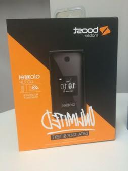 boost mobile go flip phone brand new