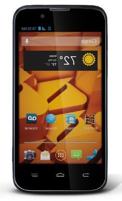 ZTE Boost Warp 4G Black