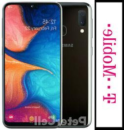 Brand New 2020!! SAMSUNG GALAXY A20 Tmobile/ Mint/ Simple/ O
