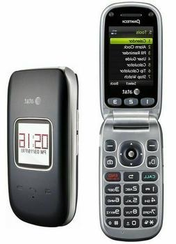 Pantech Breeze II P2000 AT&T Unlocked GSM Flip Cell Phone