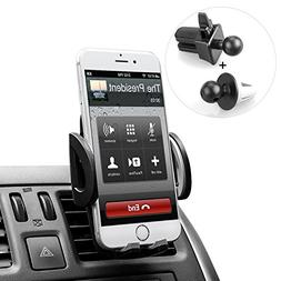 BUDGET & GOOD Universal Smartphones Car Air Vent Mount Holde