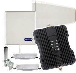 SolidRF BuildingForce 4G K1 Cell Phone Signal Booster 3G 4G
