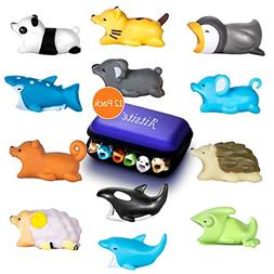 Aitsite Cable Protector Animals Prime Cable Cord Protector A