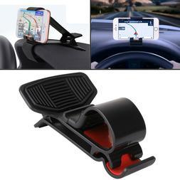 Car Dashboard Mount Holder Stand HUD Design Cradle for Mobil