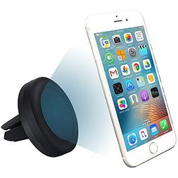 Car Mount, JAHOLAN Universal Air Vent Magnetic Car Mount Hol