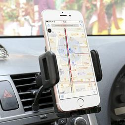 Car Mount,SGRICE Air Vent Car Phone Mount Holder Cradle Comp
