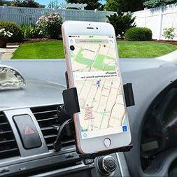 Gright Car Mount, Univeral Cell Phone Car Phone Mount Holder