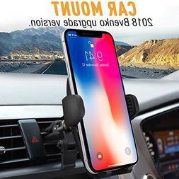Car Mount / Car Holder, Bvenko Phone Mount / Car Phone Holde
