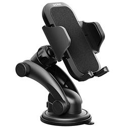 Mpow Car Mount Holder, Universal Dashboard Car Phone Mount H