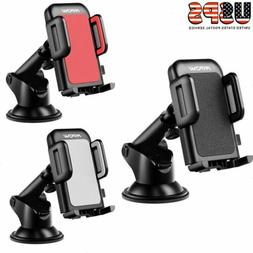 Universal Car Holder Windshield Dash Suction Cup Mount Stand