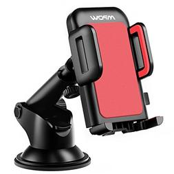 Mpow Car Phone Mount,Washable Strong Sticky Gel Pad with One
