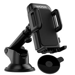 Mpow Car Phone Holder, Universal Dashboard Car Phone Mount H