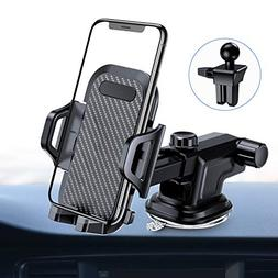 VANMASS Car Phone Mount, Dashboard Windshield Air Vent Cell