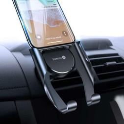 VICSEED Car Phone Mount, Air Vent Phone Holder for Car, Hand