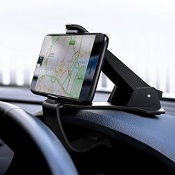 UGREEN Car Phone Mount Holder, HUD Design Dashboard Edge Car