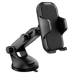 Mpow Car Phone Mount, Universal Long Arm Car Holder, Dashboa