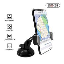 licheers Car Phone Mount Universal Car Phone Holder Windshie