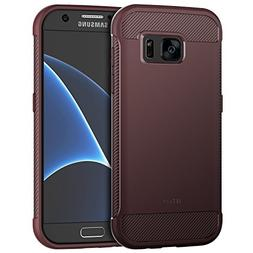 JETech Case for Samsung Galaxy S7 Protective Cover with Shoc