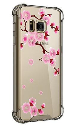 Case for Galaxy S7,Cutebe Shockproof Hard PC+ TPU Bumper Cas