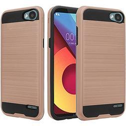 Luckiefind Case Compatible With LG Q6/LG Q6 Mini/LG Q6 Plus,