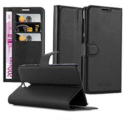 Cadorabo Case works with HTC ONE E9 PLUS Book Case in OXID B