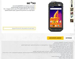 Caterpillar CAT S60 32GB Dual-SIM Factory Unlocked Thermal I