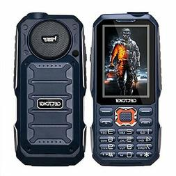 Cectdigi T19 Military Rugged 3 Sim Card Mobile Phone Shockpr