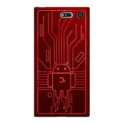 Cruzerlite Cell Phone Case for Sony Xperia XZ Premium - Red