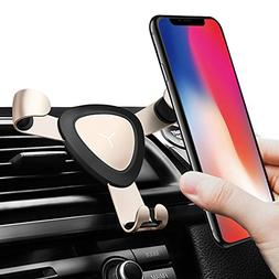 Cell Phone Holder for Car , Universal Air Vent Phone Holder