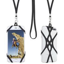 Cell Phone Lanyard Strap, Gear Beast Web Universal Smartphon