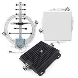 Cell Phone Signal Booster for Home and Office Use - Boost Vo