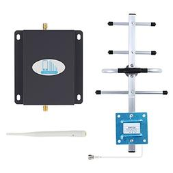 Cell Phone Signal Booster 4G LTE Verizon Signal Booster HJCI