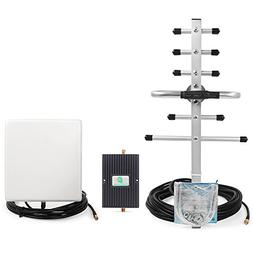 Cell Phone Signal Booster for Home & Office - Dual Band 850/